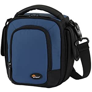 Lowepro Clips 100 Camera Bag for Digital Video Cameras (Arctic Blue)