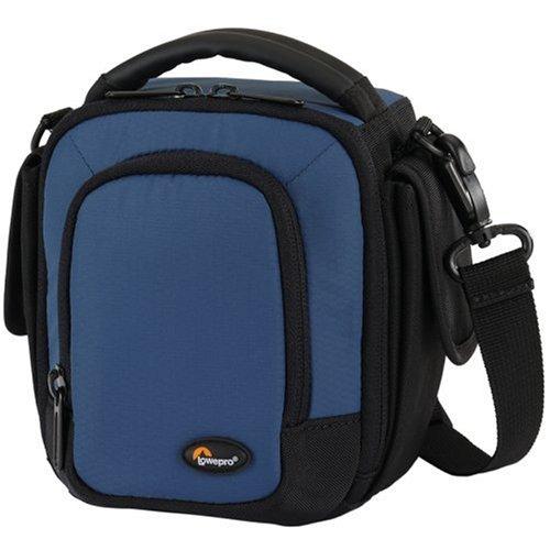 - Lowepro Clips 100 Camera Bag for Digital Video Cameras (Arctic Blue)