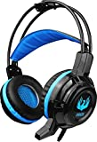 Gaming Headset,AFUNTA Stereo 3.5mm Jack