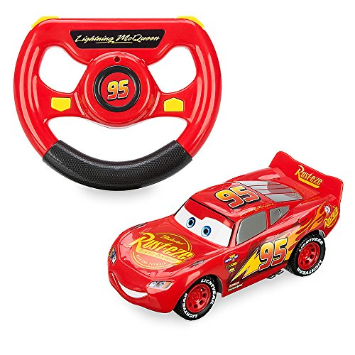 (Disney Lightning McQueen Remote Control Vehicle Cars)