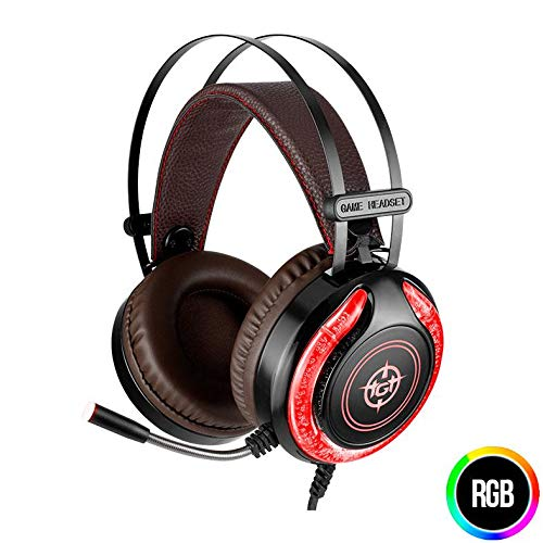 Headset Gamer Tgt Storm Led Rgb, Tgt-sto-01