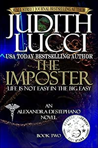 The Imposter by Judith Lucci ebook deal