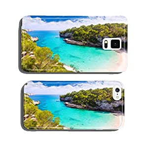 Majorca Cala Llombards Santanyi beach Mallorca cell phone cover case Samsung S5