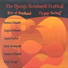 Django Reinhardt Festival: Live At Birdland/Gypsy Swing