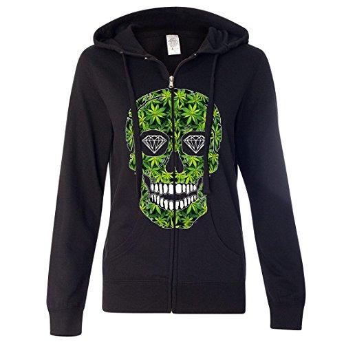 Diamond Skull Sweatshirt - 4