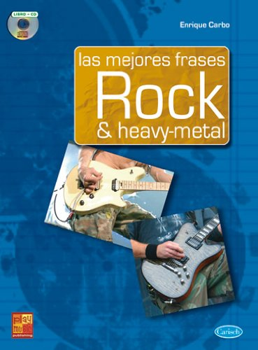 Las Mejores Frases Rock & Heavy - Metal Play Music España: Amazon.es: Carbo, Enrique, Guitar: Libros