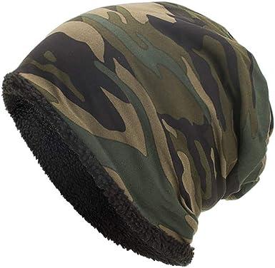 Homme//Femme Taille Unique Multi Couleur Chaud Hiver Beanie Chapeau