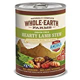 Merrick Whole Earth Farms Grain Free Hearty Lamb Stew Canned Dog Food, 12.7 oz, Case of 12