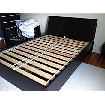 Amazon Com Ikea Sultan Lade Slatted Bed Base For Full