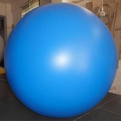 Amazon.com: Inflable gigante publicidad redondo globo 6.6 ft ...
