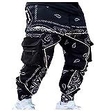 FORUU Mens Cargo Pants 2021,Fashion Joggers for Men