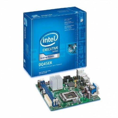 Lga775 Mini Itx Motherboard (Intel BOXDQ45EK LGA775/ Intel Q45/ DDR2/ A&V&GbE/ Mini-ITX Motherboard)