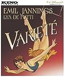 Variety (Varieté) (1925) [Blu-ray]