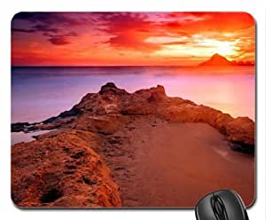 Amazing sunset Mouse Pad, Mousepad (Sunsets Mouse Pad)