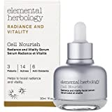 Elemental Herbology Cell Nourish Radiance & Vitality Serum, 1 Fl Oz