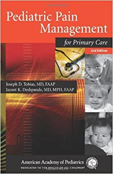 Book Pediatric Pain Management for Primary Care (2004-03-01)