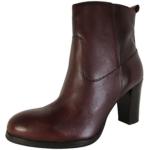 Cole Haan Womens Livingston Bootie Ankle Boot Shoes, Sequoia Leather, US - Haan Sequoia Cole