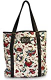 Loungefly womens Hello Kitty Canvas Tote Purse Standard