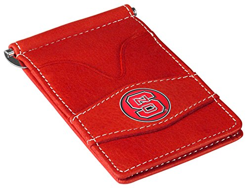 NCAA North Carolina State Wolfpack Players Wallet - Red ()
