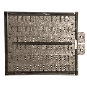 Amazon De Buffalo Ende Element Fur Cb432 4 Slot Toaster Klein