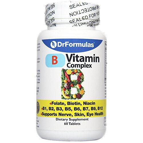 DrFormulas Vitamin Complex Support Metabolism