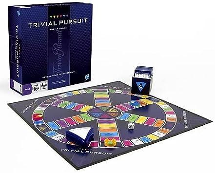 Trivial Pursuit Master Edition: Amazon.es: Juguetes y juegos
