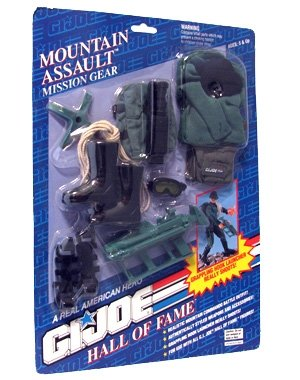 Mission Gi Gear Joe (G.I. Joe Mountain Assault Mission Gear for 12