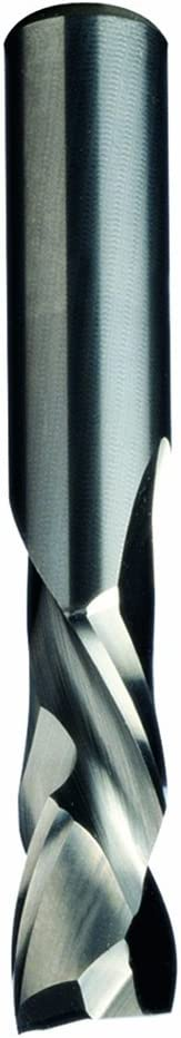 1//2-Inch CMT 190.515.11 Solid Carbide Up//Downcut Spiral Mortising Bit