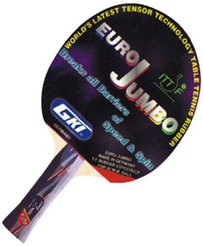 GKI tenis de mesa raquetas especialmente desarrollado para jóvenes y aspirantes a los Jugadores de Tenis de mesa, Euro Jumbo: Amazon.es: Deportes y aire ...