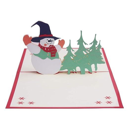 Fablcrew 3D Pop Up Tarjetas de felicitación, Tarjetas de ...