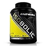 Nutrabolics Isobolic Cookies N' Cream 5lb (73 Servings) For Sale