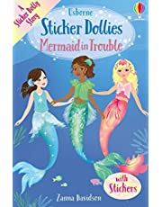 Sticker Dolly Stories: Mermaid in Trouble