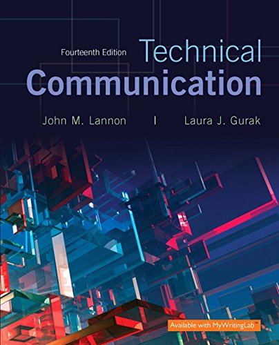 134118499 - Technical Communication (14th Edition)