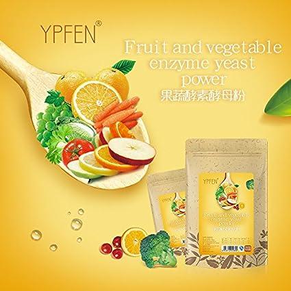 YPFEN Enzima de frutas y hortalizas Leche en polvo enzima de ...