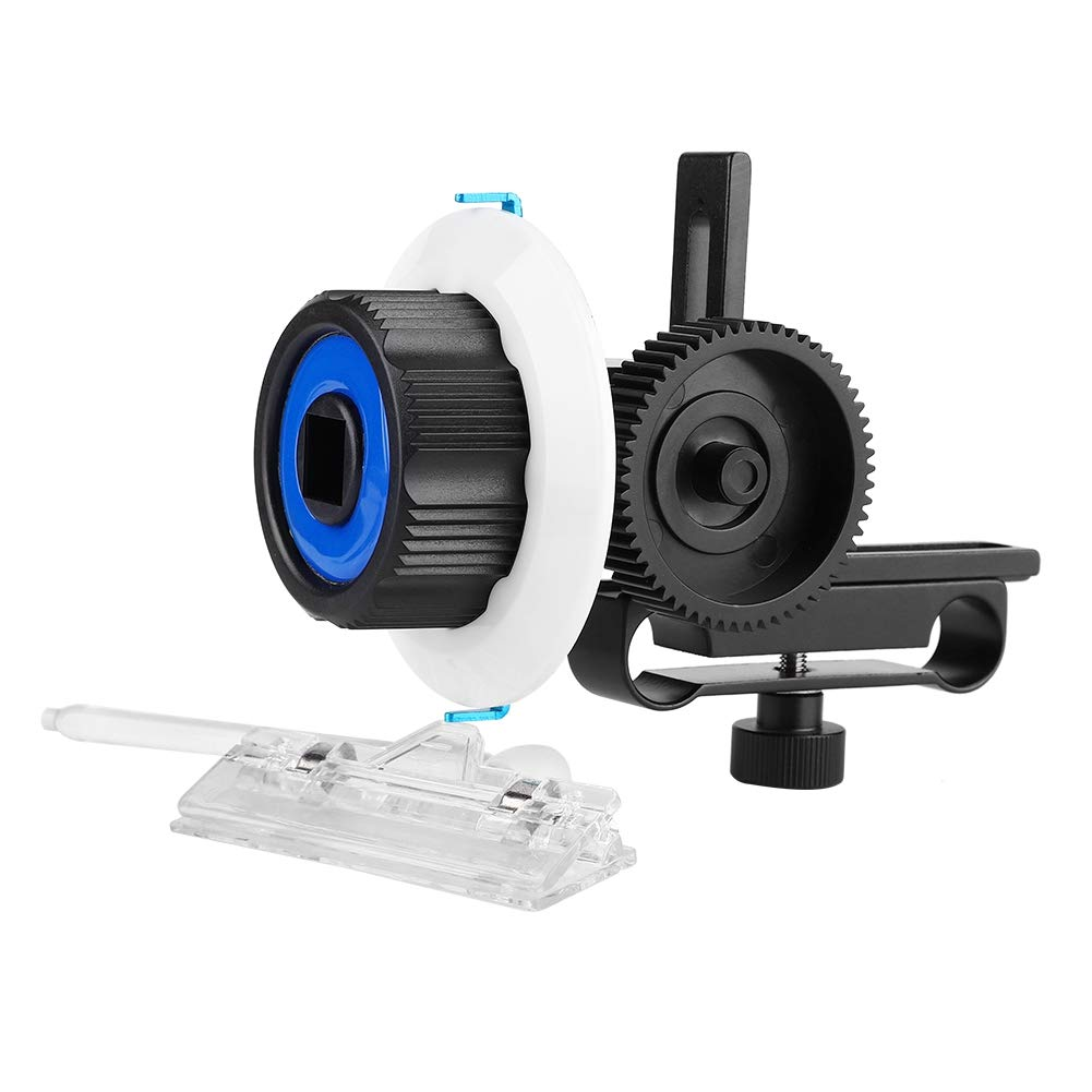 Pomya Focus Ring Belt for Camera, Photographic Equipment, DSLR Follow Focus Quick Type Focalizer,Camera Follow Focus for Dynamic Video Shooting by Pomya