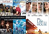 Tales Hallmark 5-Movie Collection - Angel in the Family / Thicker than Water / Ordinary Miracles / Fielder's Choice + Life as a House DVD Family Film Pack