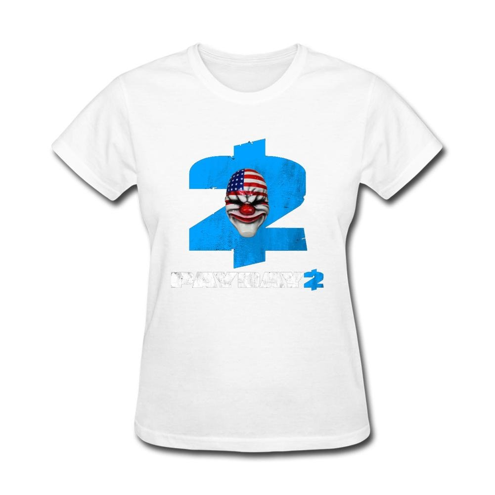 S Payday2 Logo With Face Xxl Shirts