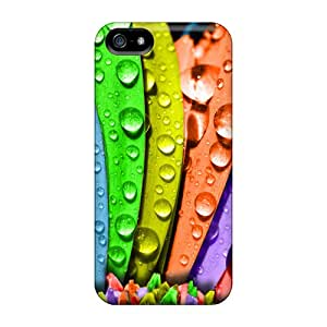 Hot Style OzJ25847UnuP Protective Cases Covers For Iphone5/5s(abstract 3d) Black Friday