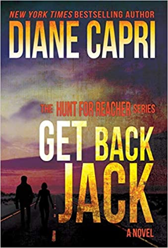 Get Back Jack (The Hunt for Jack Reacher Series Book 4)