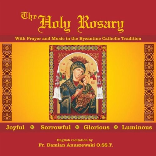 The Holy Rosary With Prayers a...