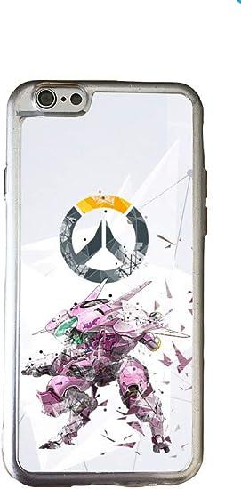 coque iphone 8 overwatch dva