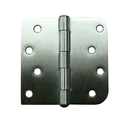Residential Square Hinge Steel (Stainless Steel Hinge - 4
