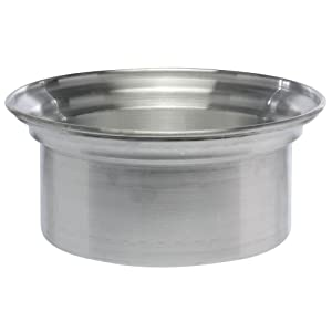 "Town 34640 Bamboo Steamer Pan 11-3/4"" dia. fits 10"" steamer"
