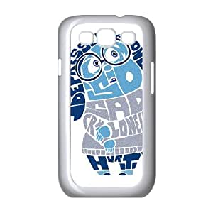 Samsung Galaxy S3 9300 Cell Phone Case White IM SO SAD VIU929054