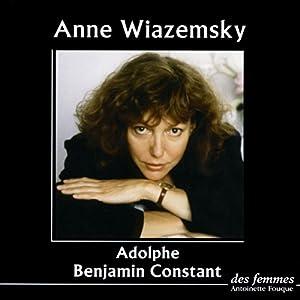 Adolphe | Livre audio