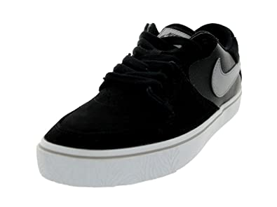 new product 815d7 25909 Image Unavailable. Image not available for. Color  Nike Men s Paul  Rodriguez 7 VR Black Matte Silver White ...