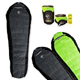 Cheap Outdoor Vitals Atlas 30°F Lightweight Down Sleeping Bag with Compression Sack & (Charcoal (Last Years Edition), Regular)
