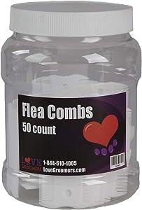 GROOMER ESSENTIALS Flea Combs