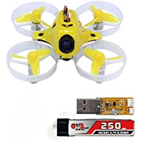 King Kong Tiny6 PNP Mini Pocket Racing Drone Quadcopter 800TVL Camera No Receiver (Basic Version)