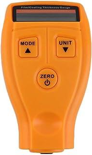 GM200 Min LCD 0-1.80mm / 0-71.0 mil Digital Automotive Car Vernice Rivestimento Calibro di Spessore Tester Sonda Tester Strumento di Misura Rona la vita